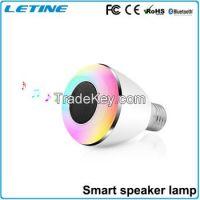 2015 new bluetooth 4.0 energey saving christmas gifts LED smart bulb,