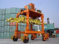 Rubber Tyred Container Gantry Crane (RTG)