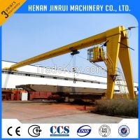 High Quality And Low Price Outdoor Widely Used In Workshop 5Ton Single Girder Gantry Crane