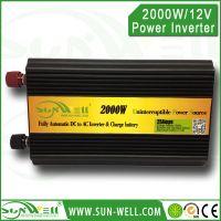 2000w modify wave solar power inverter / onduleur 2000w