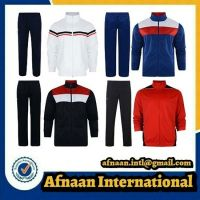 Sportswear ( Tracksuits,Training Wear, Jogging Wear, Rugby Wear, Football Wear, Martial Arts Wear, Tennis Wear, Baseball Wear, Basketball Wear, Swim Wear, Fitness Wear )