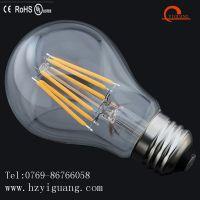 Factory hot sale product pear shape led filament bulb