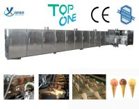 Factory price wafer sugar-cone baking machine