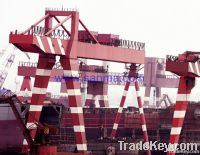 300T Big Gantry Crane with capacity of 300T and over