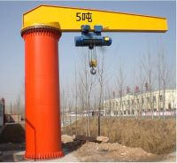 Remote Control 360 Degree Swing Jib Crane