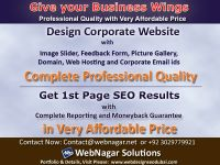 SEO and Web Design Services
