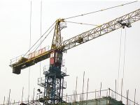 6 tons selfraising TC5013 tower crane