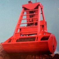 Port Loading & Unloading Ship Unloader Crane Grab Bucket
