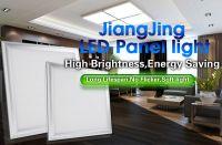 UL/DLC  approval led light Ultra Thin 120lm/w Ra80 led panel light 40w 600x600square light for Office Lighting