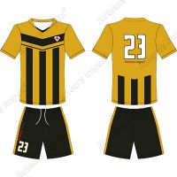 Custom Made Soccer and football Uniform