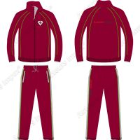 Custom Sublimation and Cut & Sew TrackSuits