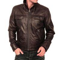 Mens Leather Fashion Jacket | Mens Leather jacket