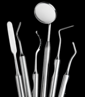 Dental Lab Instrument Set