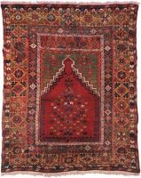 Handknotted Suff (Prayer Rugs)