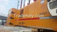 CHEAP PRICE Used SANY Crawler Crane SCC1000