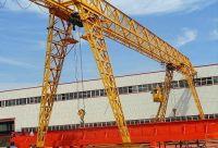 L Model Single Girder 10 Ton Gantry Crane
