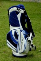 Wellpii Golf stand bag with rack