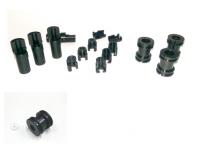 CNC Machining Parts; plastic parts manufacturing;