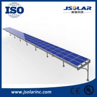 High quality cost effective solar panel mounting solar carport 4