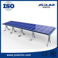 High quality cost effective solar panel mounting solar carport 3