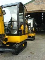 JCB Mini Digger Excavators