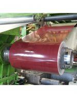 Wood Grain PPGI Galvanized Steel Coil