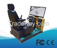 Mobile crane training simulator (LS-MCS)