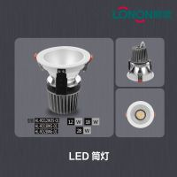 LONON LED Best High Power Downlights