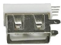 10.0mm Type A Female USB Connector AF10.0 USB Socket USB Plug Connector