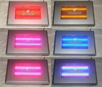 E.shine LED Grow Panel 300W with switches for color control