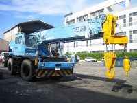 Used Crane KR25HV from Japan
