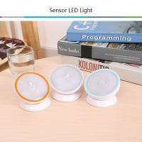 Indoor and Outdoor USB Rechargeable Motion Mini Sensor LED Light