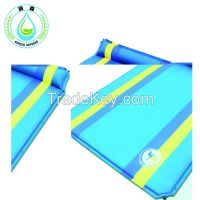 double automatic inflatable mat outdoor camping mattress