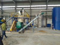 Equipment for recycling animal wastes, kithens wastes, used kaolin to produce animal oil, biodiesel ect