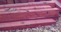 PADOUK TIMBER(ptenrocarpus soyauxil)