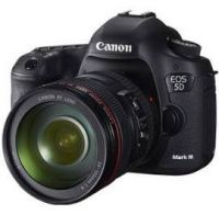 Free Shipping for anon EOS 5D Mark III 22.3 MP Digital Camera - Black - EF 24-105mm IS Lens