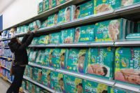BABY DIAPERS, BABY WIPES, BABY NAPPIES
