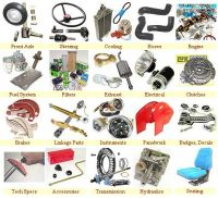 Tractor Spare parts, Auto Spare parts, Farm machinery Spare parts