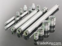 Rolled Thread Galvanzied Steel Nipples