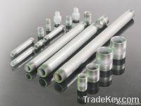 Rolled Thread Galvanzied Steel Nipples