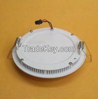High quality 2835 SMD Square/Round shape side lighting Led panel light