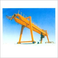 MG double-girder gantry crane