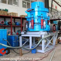 cone crusher of zenith