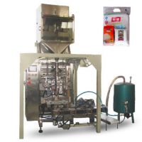 Automatic rice vacuum packaging machine