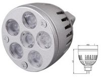 LED  Bulb MR16(6*1w)