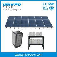 1500W Solar Energy Home System/Portable Solar Power System