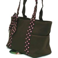 WHOLESALE MONOGRAMMABLE QUILTED HANDBAG TOTE Products Offered By