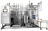 Dairy Products Processing Equipments Series -Aseptic UHT Sterilizing U