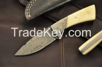 Amazing Handmade Damascus Knife