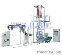 Zip-lock-bag Film Blowing Machine